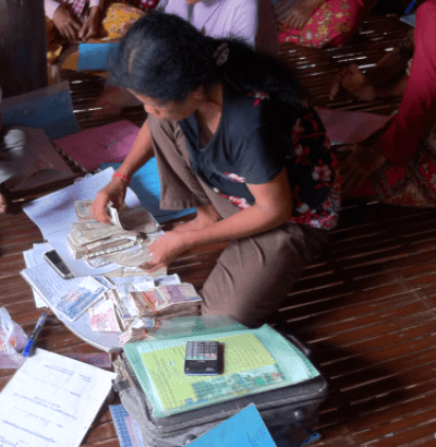 Handmade products can be sourced in Cambodia for companies